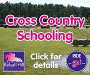 Kelsall Hill XC Schooling (Merseyside Horse)